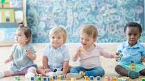 Crèches: 10 000 places créées en un an