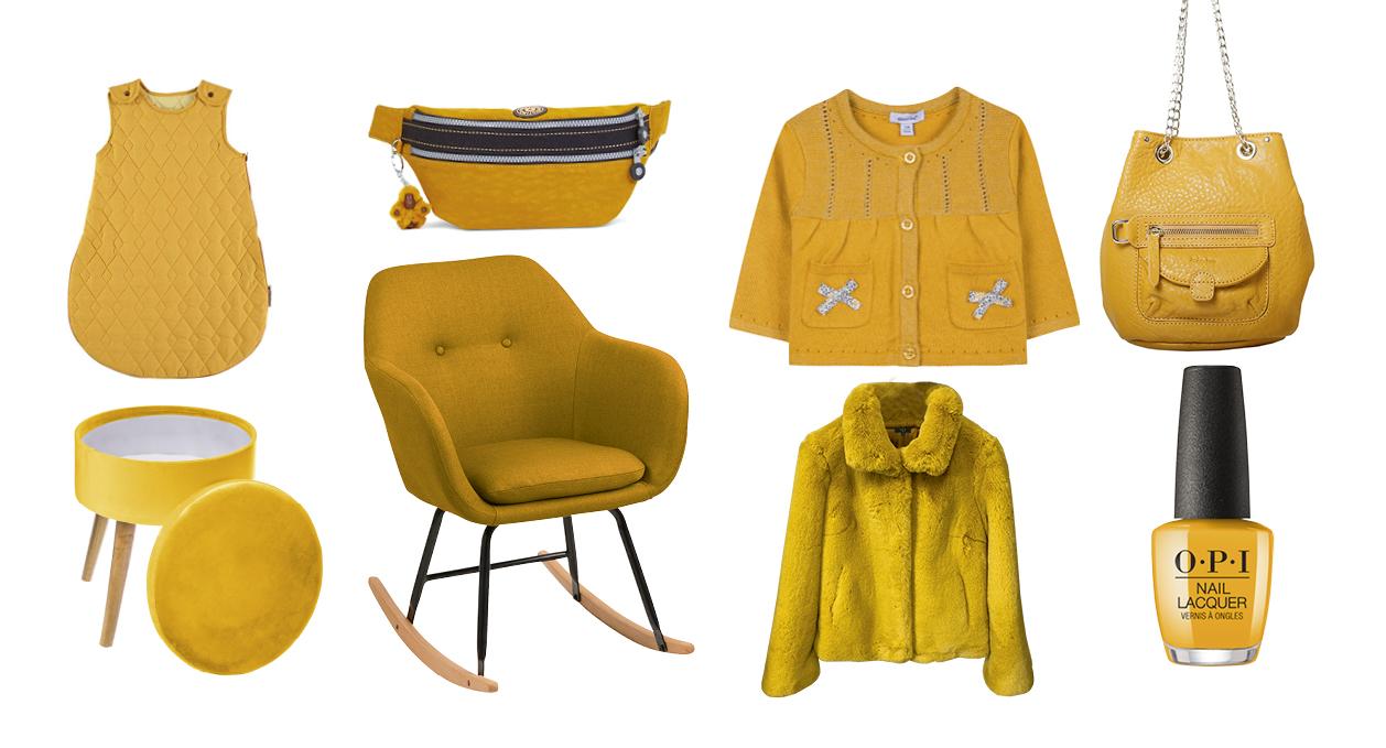 Comment Faire Du Jaune Moutarde shopping : couleur moutarde, c'est la tendance ! | parents.fr
