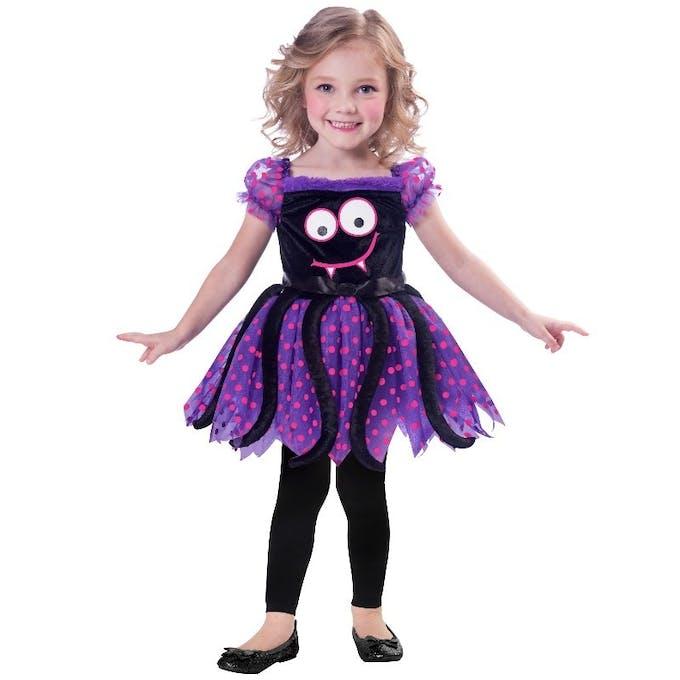 déguisement araignée halloween