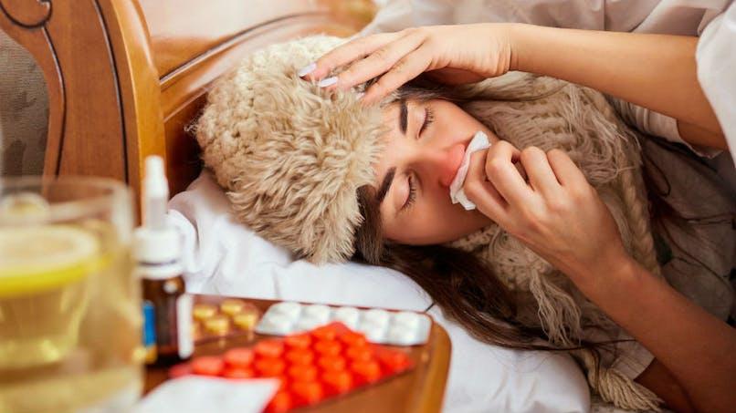 Grippe: le vaccin réduit bien le risque d'hospitalisation chez les femmes enceintes