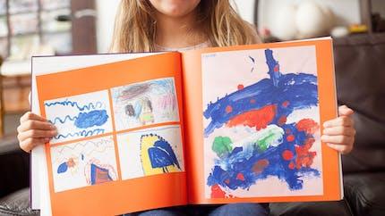 Les Douces Mines : fini les piles de dessins, place au bel album imprimé !