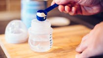 Lait infantile: une larve vivante découverte dans une boîte de lait Gallia