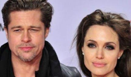 Angelina Jolie et Brad Pitt devant le juge pour la garde de leurs enfants