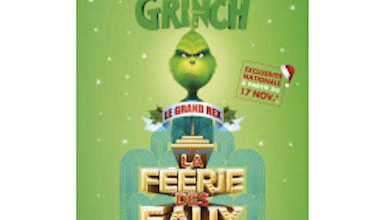 Le Grinch, le dessin animé de Noël, en avant-première au Grand Rex dès samedi