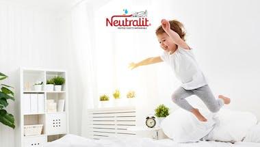 Pipi au lit : et si vous pensiez aussi à protéger la couette et l'oreiller ?