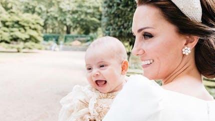 Kate Middleton : une photo inédite du Prince Louis dévoilée