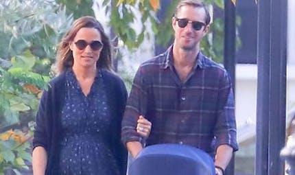 Pippa Middleton: on connaît enfin le prénom de son bébé!
