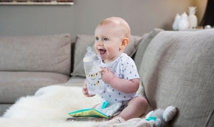 Quelle tétine de biberon choisir pour votre bébé ?