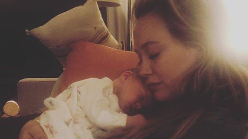Hilary Duff a mangé son placenta: elle raconte