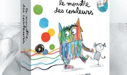 Emotions: apprenez aux enfants à les gérer avec 'Le monstre des couleurs'