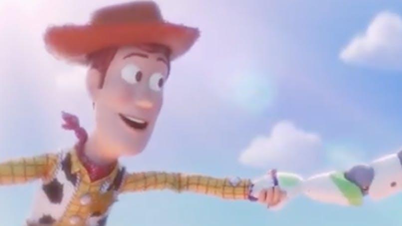 Loisirs: bientôt un nouveau Toy Story!