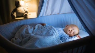 Endormir bébé avec le bruit blanc