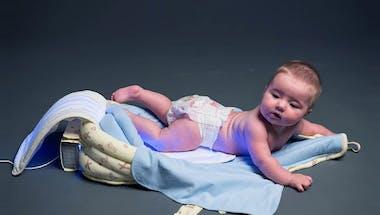 SvetTex, une couverture pour lutter contre la jaunisse du nourrisson