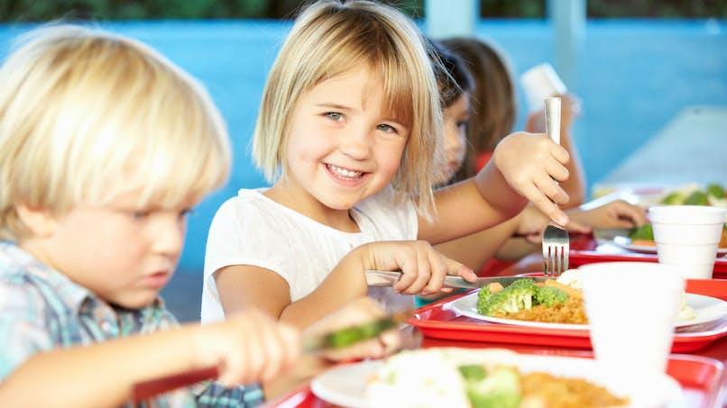 Ecole primaire: bonne note pour la qualité nutritionnelle des cantines scolaires!