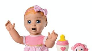 Luvabella : la poupée qui interagit avec votre enfant