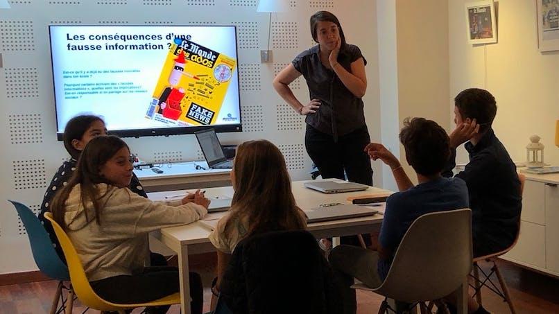 Moonkeys: des ateliers pour apprendre le numérique aux enfants