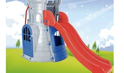 Jouets : une cabane-château rappelée en raison de son taux de plomb