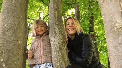 maman islandaise et sa fille