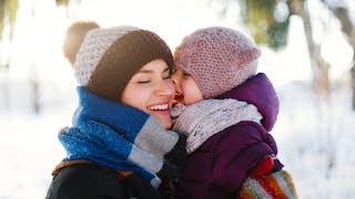 Bébé : 4 règles pour prévenir les virus de l'hiver