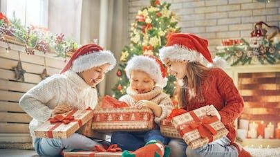 Noël 2018 : découvrez la région où les enfants seront les plus gâtés