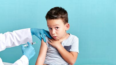 enfant et vaccin