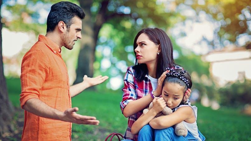 Avoir une dispute devant les enfants ne serait pas si mauvais que ça