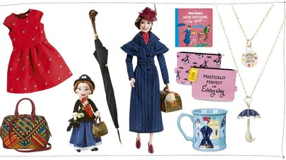 Cadeaux Mary Poppins