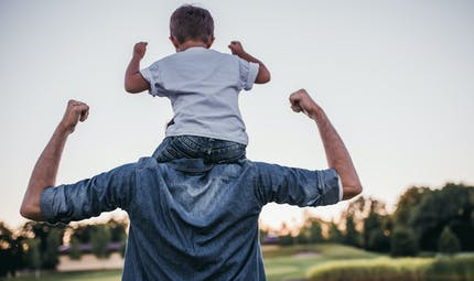 Papa solo : il dessine son quotidien de père célibataire avec son fils