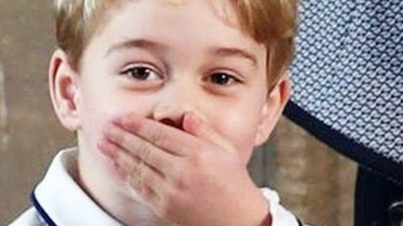 Savez-vous ce que fait le prince George avant Noël ?