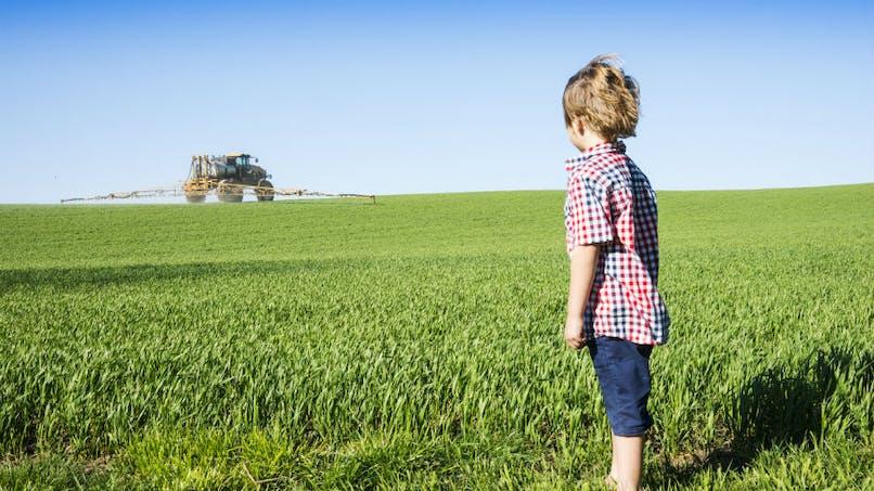 Des polluants chimiques retrouvés chez des enfants de diverses régions françaises