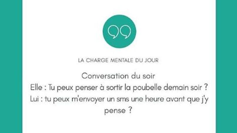 """""""T'as pensé à ?"""" : un compte instagram pour illustrer la charge mentale (diapo et vidéo)"""