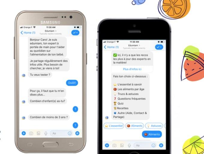 chatbot edumiam