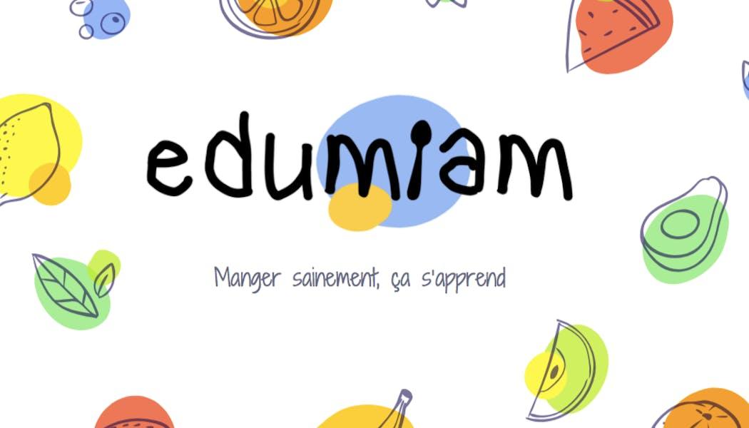 Edumiam, un coach nutritionnel connecté pour la petite enfance