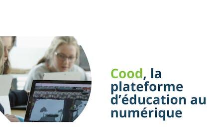 Cood, la plate-forme d'éducation numérique à destination des enfants et des enseignants