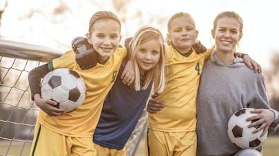 enfant et sport