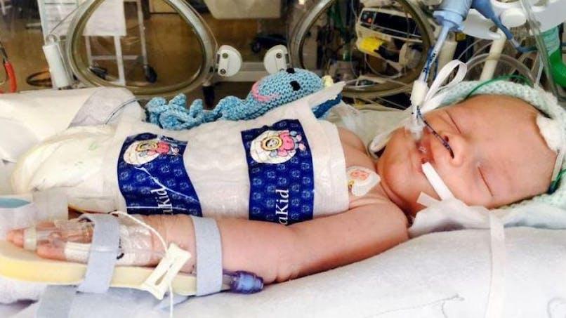 Déclaré en état de mort cérébrale, un bébé s'est remis miraculeusement