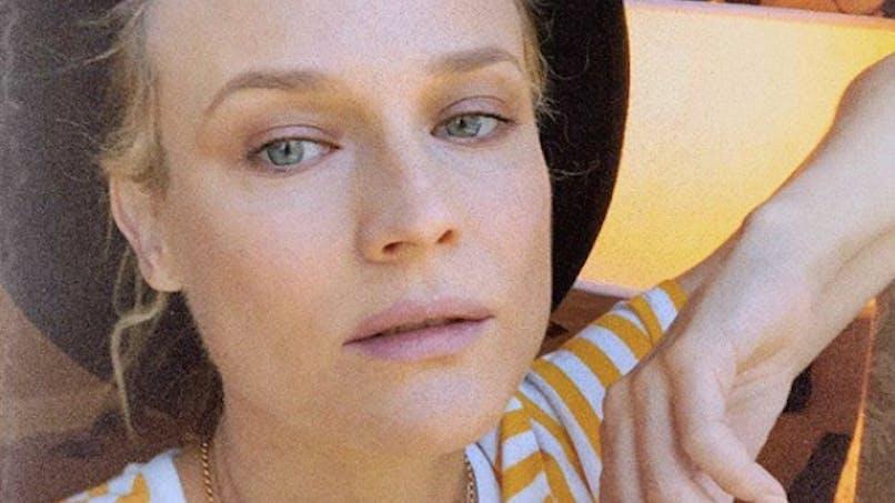 Diane Kruger maman : « J'ai la sensation d'être un super-héros » (vidéo)