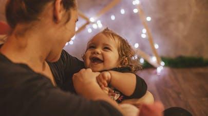 passer le jour de l'an avec bébé