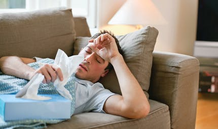 Si les hommes malades se plaignent plus, c'est à cause de leur testostérone !