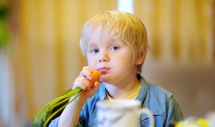 Enfants: quelle alimentation pour être en bonne santé tout l'hiver ?
