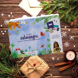 coffret Noël Calamagui