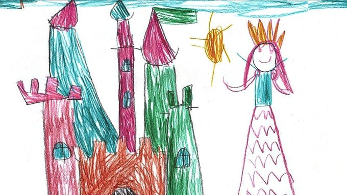 dessin enfant Calamagui