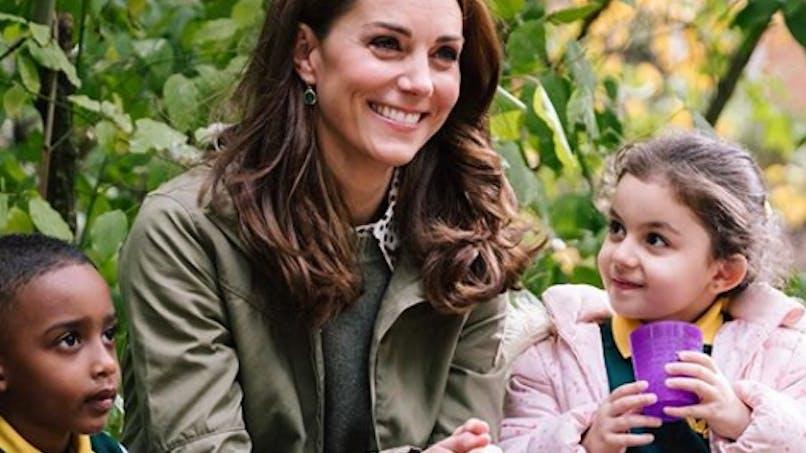Kate Middleton enceinte de son 4e enfant : la rumeur qui agace la couronne d'Angleterre