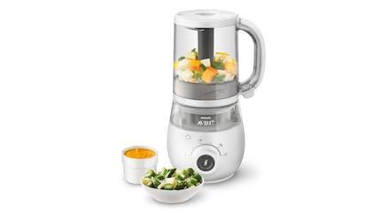 Le robot cuiseur-mixeur 4 en 1 de Philips Avent