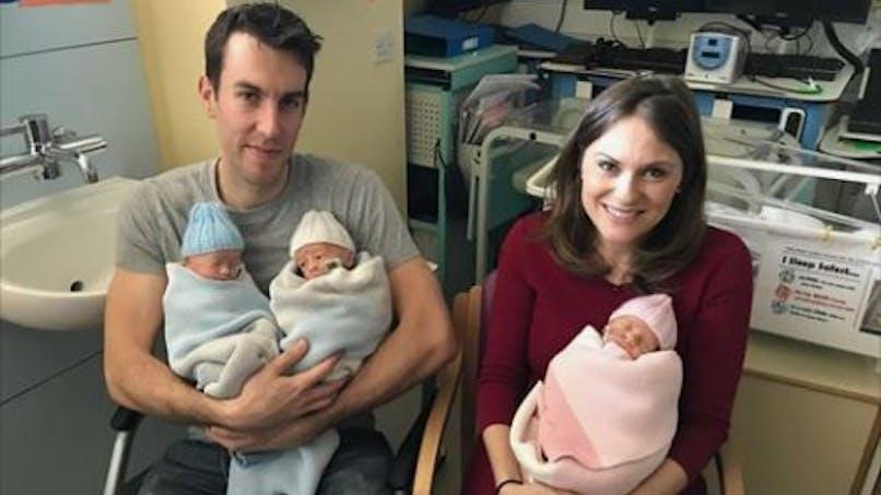 Enceinte de triplés, elle refuse de condamner deux de ses bébés, contre l'avis des médecins