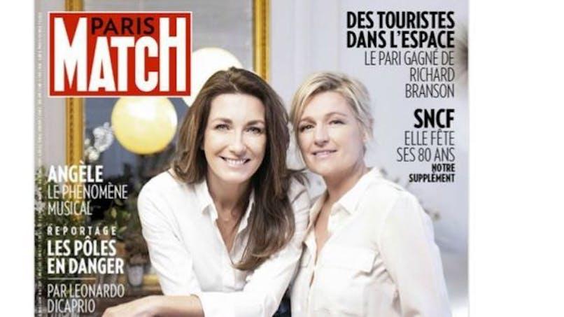 Anne-Claire Coudray et Anne-Elisabeth Lemoine se confient sur leur vie de maman