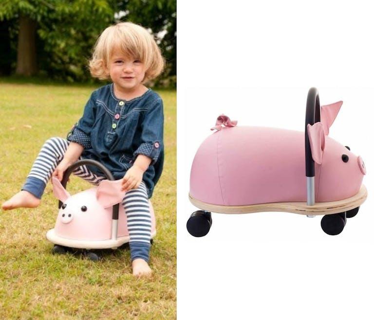 Wheely Bug porteur cochon