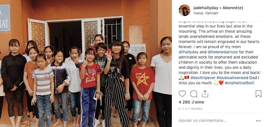Pour Jade et Joy Hallyday, il est temps de quitter le Vietnam et leurs nouveaux amis