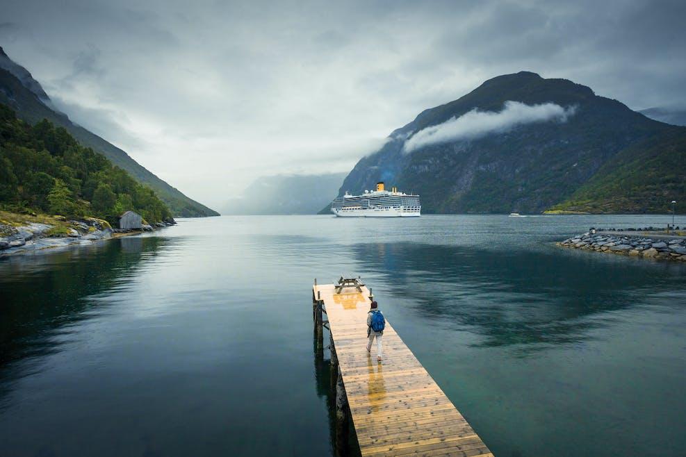 Une inoubliable croisière dans les fjords de Norvège