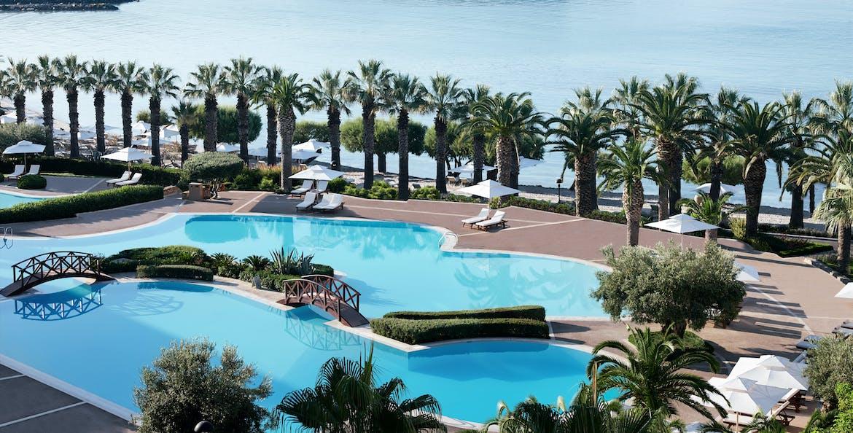Une semaine dans un resort de luxe en Grèce